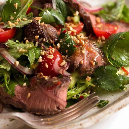 Beef-Salad